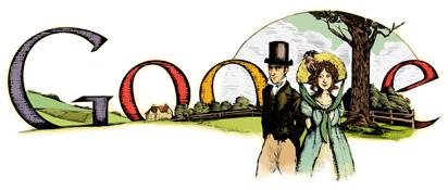 Jane Austens 235:e födelsedag