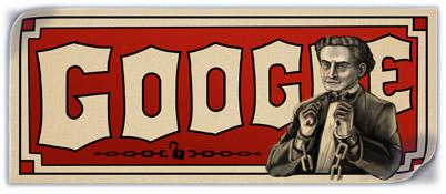 Harry Houdinis 137:e födelsedag