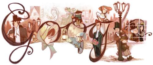 Charles Dickens 200e födelsedag